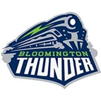 Bloomington Thunder logo