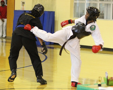 Black Belt Testing Slide show - 2