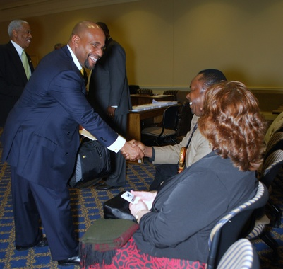 NAACP and Men Aiming Higher Legislative Night, Annapolis, Maryland (March 7, 2012)