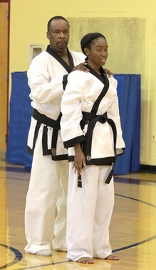 Black Belt Advancements, September 17, 2011
