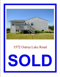 ~~SOLD~~ 1572 Ostrea Lake Road