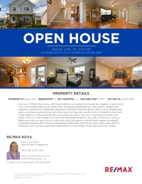 ~~OPEN HOUSE~~  70 Pearl Drive, Colby Sunday, April 29 2-4pm