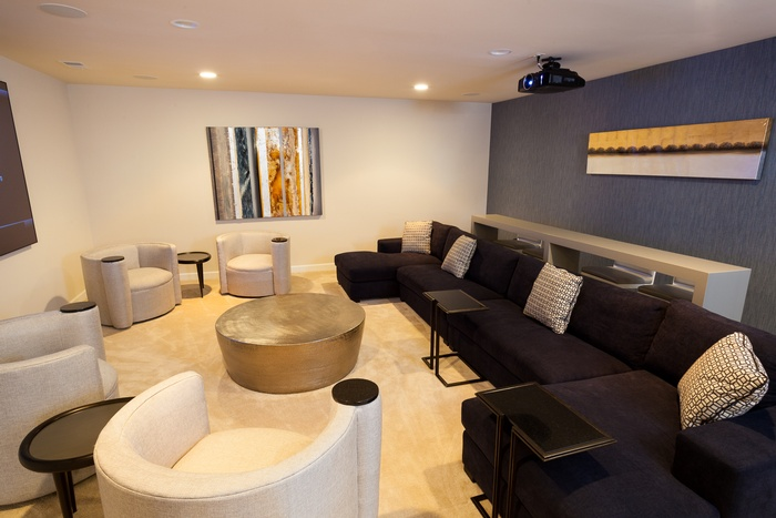 Modern Lounge Space