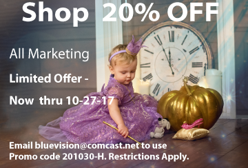 Save 20% on Holiday Marketing