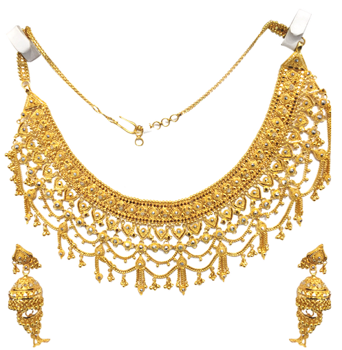 india necklace jali pendant caratlane beaded lar online com gold jewellery