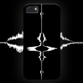 iPhone Cases – Black & White Collection: Back To Black