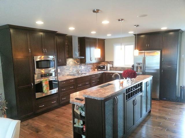 Kitchen Countertops | Edmonton Bathroom Renovations | Elite Kitchens ...