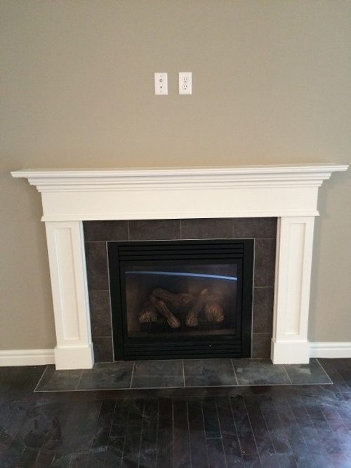 edmonton Fireplace Installation