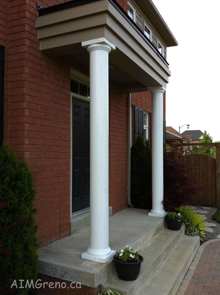 columns for lowes paint porch ideas fiberglass