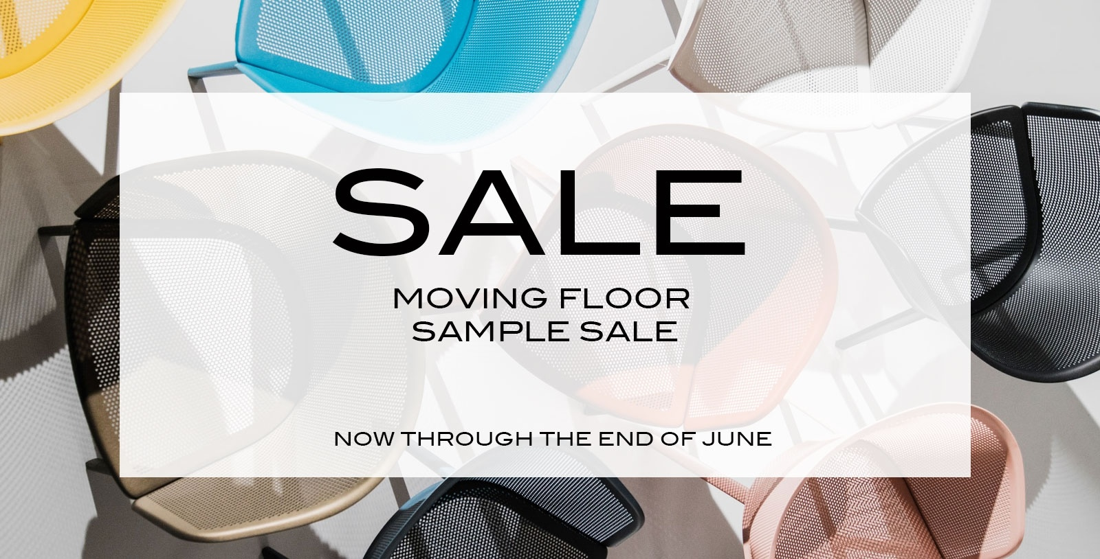 Outdoor Furniture Floor Sample Sale