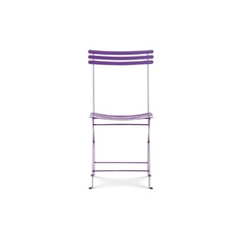 flower folding chair-frame-ethimo