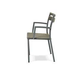 infinity stacking armchair-frame-ethimo