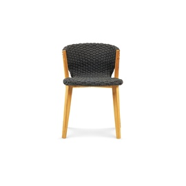 knit dining chair-frame-ethimo