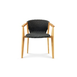 knit dining armchair-frame-ethimo