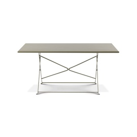 flower 160 rectangular folding table-frame-et