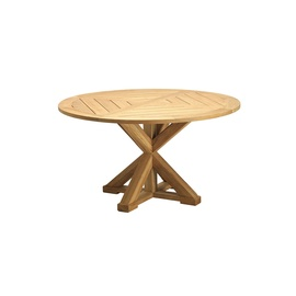 cronos round dining table-frame-ethimo