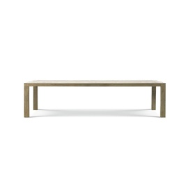 costes rectangular dining table xl-frame-ethi