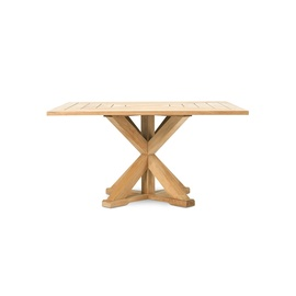 cronos square dining table-frame-ethimo