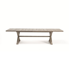 cronos extendable dining table-frame-ethimo