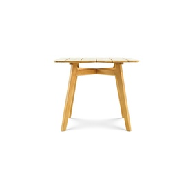 knit square dining table-frame-ethimo