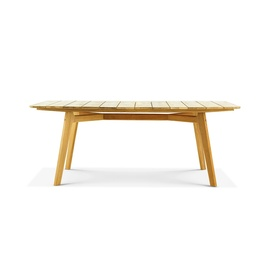 knit dining table-frame-ethimo