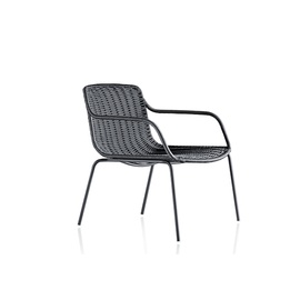 lapala lounge chair-frame-expormim
