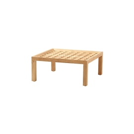 square-coffee-table-frame-cane-line