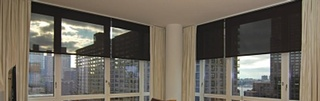 Custom Motorized shades san diego