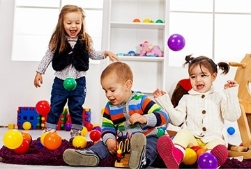 OUR CHILD CARE PROGRAM