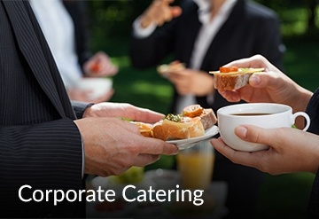 corporate caterers austin
