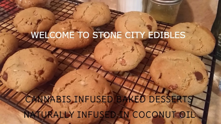 WELCOME TO STONE CITY EDIBLES