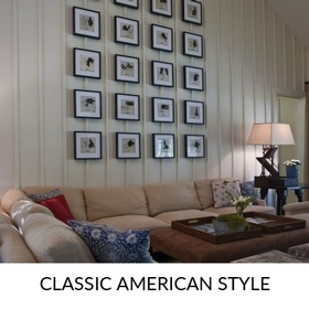 CLASSIC AMERICAN STYLE