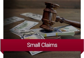 small claims court lawyers toronto