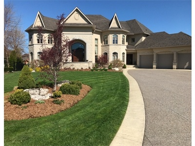 commercial lawn maintenance stoney creek