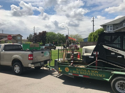 lawn maintenance stoney creek