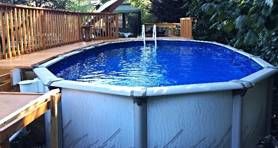 Above Ground Pool Construction North Vancouver BC