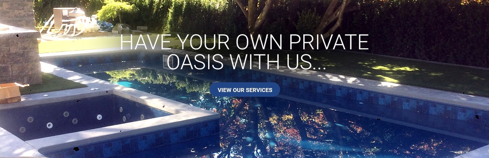 Swimming Pool Contractors North Vancouver BC