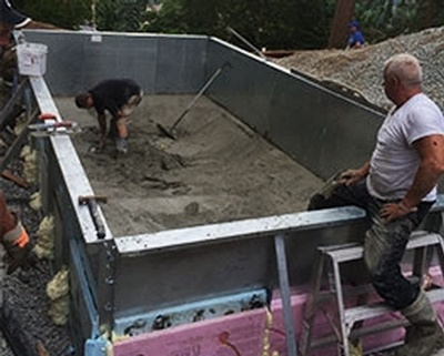 Swimming Pool Installation Contractor North Vancouver BC