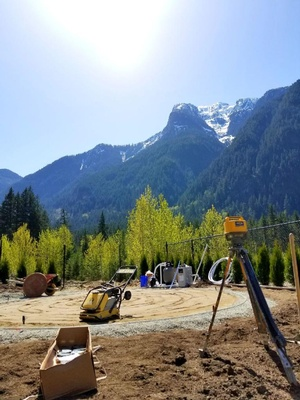 <p>Above Ground Pool Construction North Vancouver BC</p>