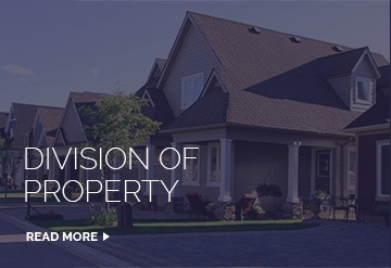 Property Division Richmond Hill Ontario