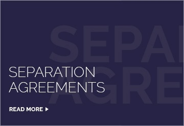 Separation Agreement Richmond Hill Ontario