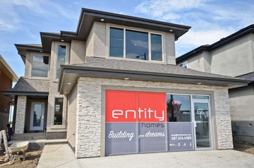 COLLEGE WOODS SHOWHOME Interior Designers In Edmonton AB