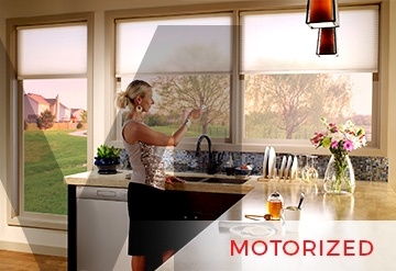 Motorized Roller Shades Peachtree City GA
