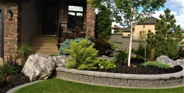 landscaping fort saskatchewan