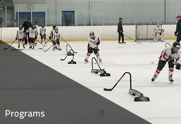 Weekly Power  Skating, Hockey Skills,  and Goalie Clinics
