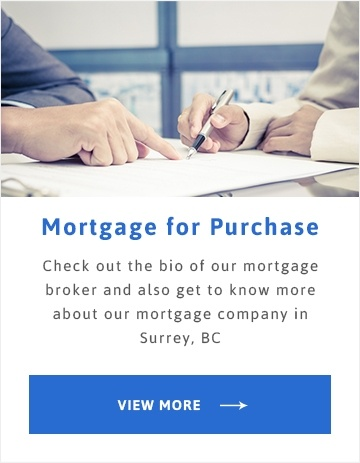 mortgage advisor surrey