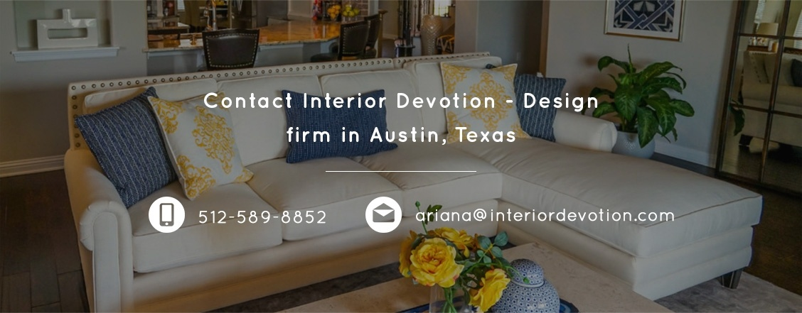 interior design services Austin, TX