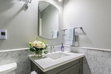 bathroom room renovations Durham region