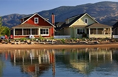 vacation homes in Vancouver BC