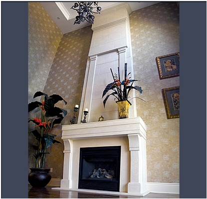 Fireplace Mantels in Saskatoon
